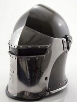 Super Medieval Barbute Helmet Armour Helmet Roman knight helmets Handmade New