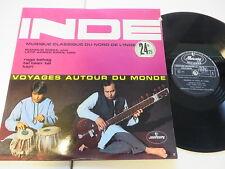 Musique Classique du l´Inde  Mahmut Mirza Sitar Latif Khan Tabla  Vinyl: mint