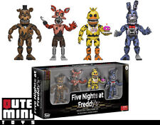 "FUNKO FIVE NIGHTS AT FREDDY'S NIGHTMARE 4 PACK FOXY BONNIE CHICA 2"" FIGURE 13722"