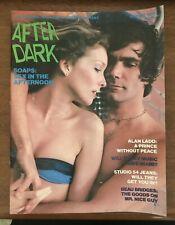 After Dark Magazine- Lot of 4-1978-79
