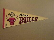 NBA Chicago Bulls Vintage JB Robinson Jewelers Pennant