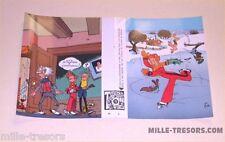 Trésors du Journal de Spirou Carte Collector 3 & 49  -  DUPUIS - 1985
