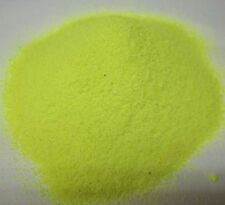 450g FLUROESCENT YELLOW SAND FOR ART & CRAFT PROJECTS