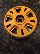 BRP Ski-doo MXZ Renegade snowmobile 180mm yellow Idler Bogie Wheel 503191626