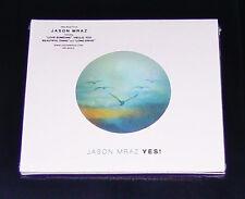 Jason Mraz Yes! CD Envío rápido NUEVO Y EMB. orig.