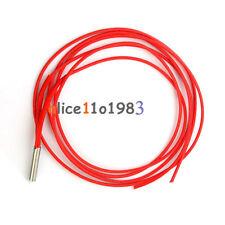 2PCS Reprap 12v 30W Ceramic Cartridge Wire Heater For Arduino 3D Printer Prusa