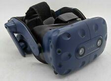 HTC Vive 2Q29100 Virtual Reality Headset Untested - Blue -CSS0944