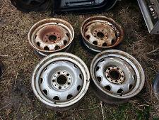 "4 Dodge Plymouth 14"" Ralley wheels Cuda Challenger R/T Dart Duster Road runner"