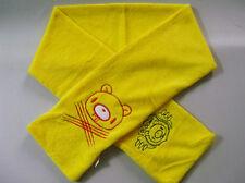 Long 80CM Gloomy Bear Yellow Snood Scarf Plush Animal Doll GBSC9002