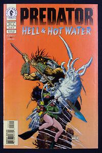 Predator: Hell & Hot Water #2 of 3 (Dark Horse Comics, 1997) High Grade