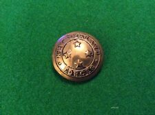 New Zealand Forces Button by JR Gaunt & Son, London, approx 25mm