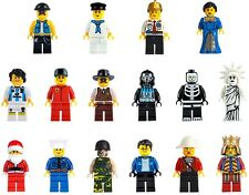 Lot of 16pcs Lego People/Figures set Toy Collection Gift U.S Seller New arrivial