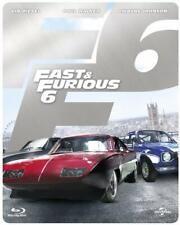 Fast & Furious 6 Steelbook Edition (Blu-ray)