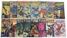 Vintage Marvel The Amazing Spider-Man Comic Books Lot of 16 *Read*
