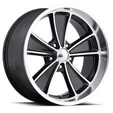 Boyd Coddington SPEEDSTER Wheels Black 17x8 Holden HQ HX HJ HZ WB Chev Camaro