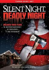 Silent Night, Deadly Night Compilatio - DVD Region 1 Free Shipping!