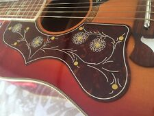 1x Guitarra Acústica Mano Izquierda recoger guardia j200 sj200 Diseño Kay Colón Suzuki