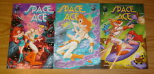 Don Bluth Presents Space Ace #1-3 VF/NM complete series - robert kirkman comics