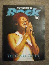 THE HISTORY OF ROCK Magazine No 90 The Gospel Truth - Franklin, Simone, Jackson