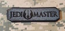 JEDI MASTER ARMY TAB USA MORALE ACU DARK BADGE PATCH VELCRO® BRAND FASTENER