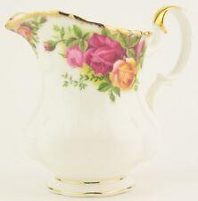 Royal Albert Old Country Roses Creamer Pitcher Bone China England Tableware