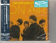 On Air by The Rolling Stones (CD, Dec-2017) Japan Import SHM-CD New Sealed