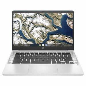 HP 14 Chromebook Celeron 4/64GB Teal NA0007TU