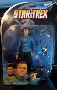 "2009 Star Trek The Original Series Mr. Spock 7""Action Figure  Diamond NEW"
