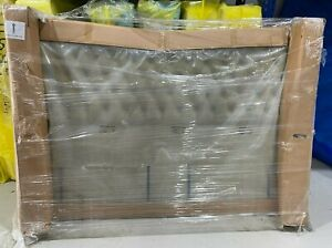 Hypnos WIDE WINGED HURLEY HEADBOARD 180cm for super king bed SOFT TAUPE RRP£1340