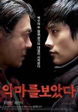 I SAW THE DEVIL Movie POSTER 11x17 Korean C
