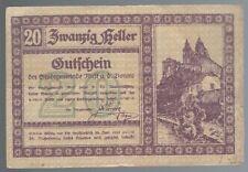 Notgeld - Österreich - Stadtgemeinde Melk a. d. Donau- 20 Heller - 1920