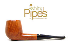 Don Carlos 2 NOTE Italian Smooth Straight Grained estate Pipe - a63