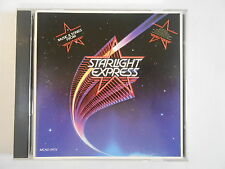 STARLIGHT EXPRESS feat. DeBARGE, MARC COHN, FALTERMEYER..     CD ALBUM   PORT 0€