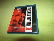 American History X (Blu-ray Disc, 2009) Edward Norton, Edward Furlong, Fairuza
