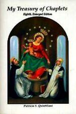 My Treasury of Chaplets SC Book 8th Edition Catholic Devotional