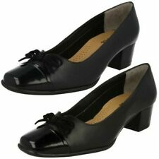Ladies Van Dal Smart Court Shoes Stevie