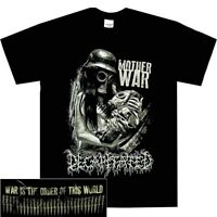 Decapitated Mother War Shirt S M L XL Official T-Shirt Death Metal Tshirt New