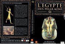 DVD L'egypte des pharaons - Le tresor de toutankhamon | Documentaire | <LivSF>