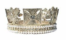 Framed Print - Crown Jewels The King George IV State Diadem Crown (Picture Art)