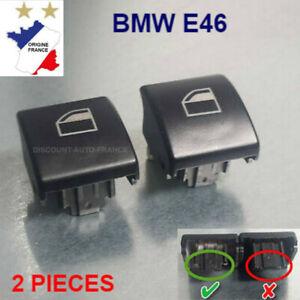 2 pièces vitres Interrupteur lève vitre boutons poussoir BMW 3 - E46