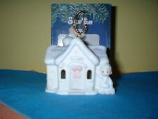 Precious Moments Sugar Town Dr Sugar'S Office #530441 Lighted Ornament New!