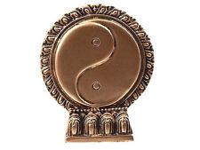 Figura Decoración Símbolo chino YIN YANG Feng Shui de mesa de la suerte