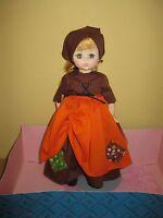 """Madame Alexander POOR CINDERELLA #1540 Doll broom 13"""""""