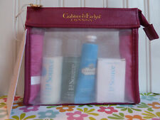 CRABTREE & EVELYN LA SOURCE BODY WASH LOTION HAND THERAPY SOAP TRAVEL SET
