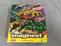 Fisher Price Imaginext Kampfross / Battle Charger Neu & Ovp Mattel 78514