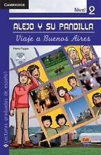 Alejo y Su Pandilla Nivel 2 Viaje a Buenos Aires + CD by Flavia Puppo (2014,...