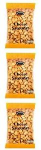 3 Bags of Crawford's Cheese Savouries 325g