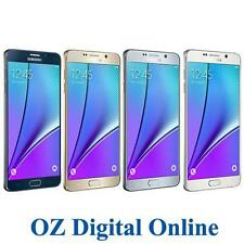 """NEW Samsung Galaxy Note 5 Dual N920 32GB 4G LTE 16MP 5.7"""" Unlocked Phone 1Yr Wty"""