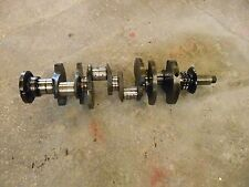 DAIMLER V8 250 CRANKSHAFT