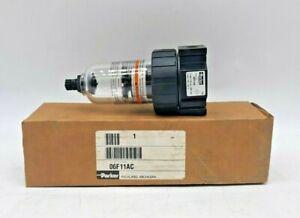 Parker 06F11AC Pneumatic Filter